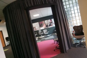 Stoelentheather Inside Office Alblasserdam