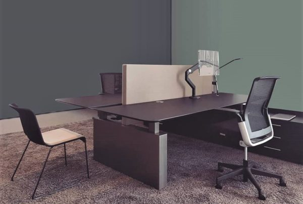 Projectinrichting Inside Office