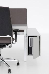 Kantoorinrichting Rotterdam meubelmerk Twinform T flex
