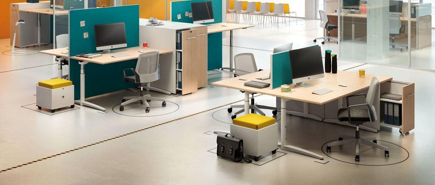 Projectinrichting: meubelmerk Palmberg