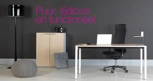 Kantoormeubelen Papendrecht Nice Prive Office werkplek