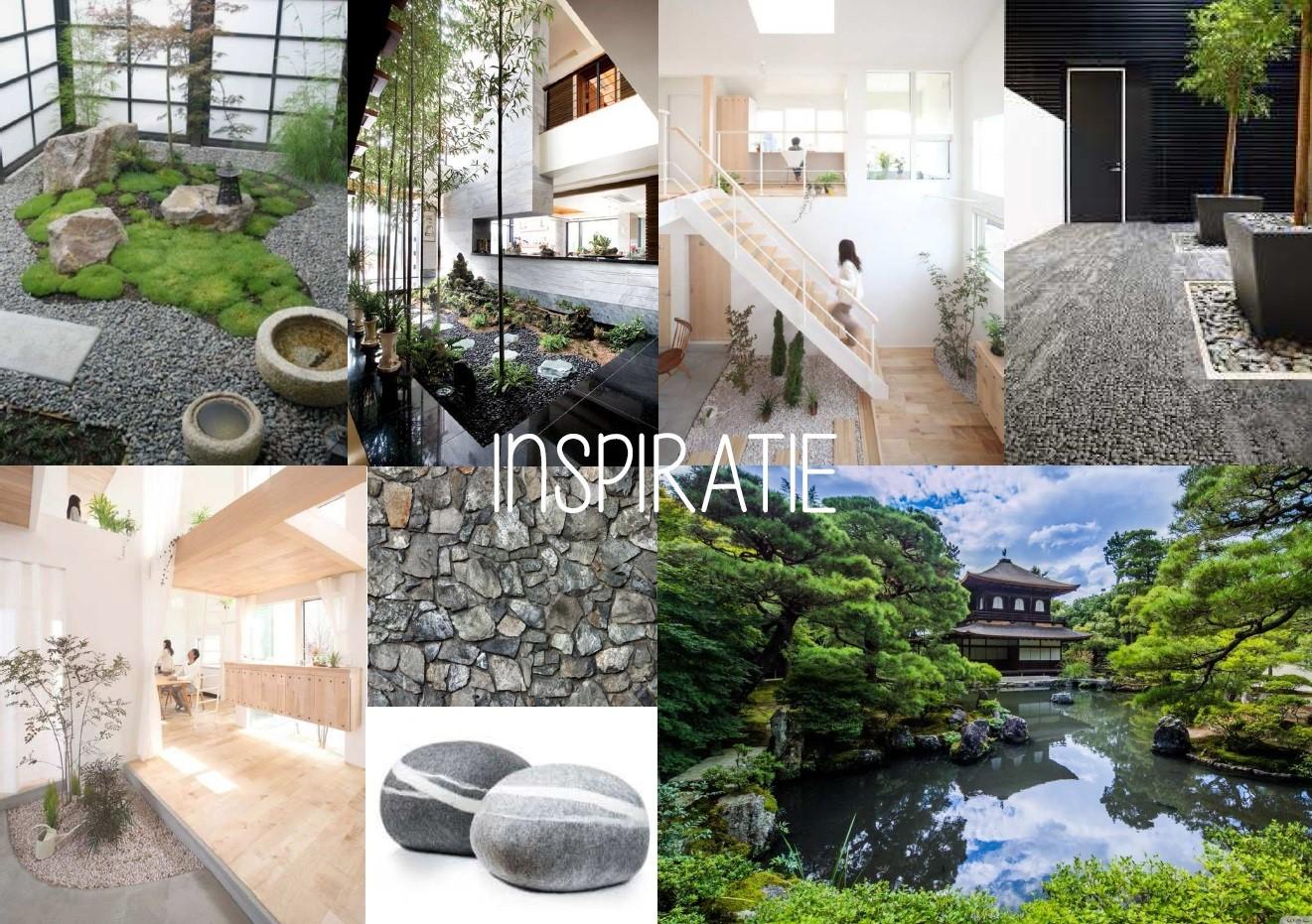 Kantoorinrichting Alblasserdam inspiratie Japanse tuin