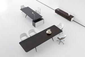 Kantoorinrichting Rotterdam meubelmerk Twinform werkplekken