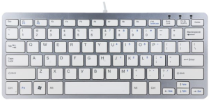 Kantoormeubelen Alblasserdam ergonomisch-toetsenbord