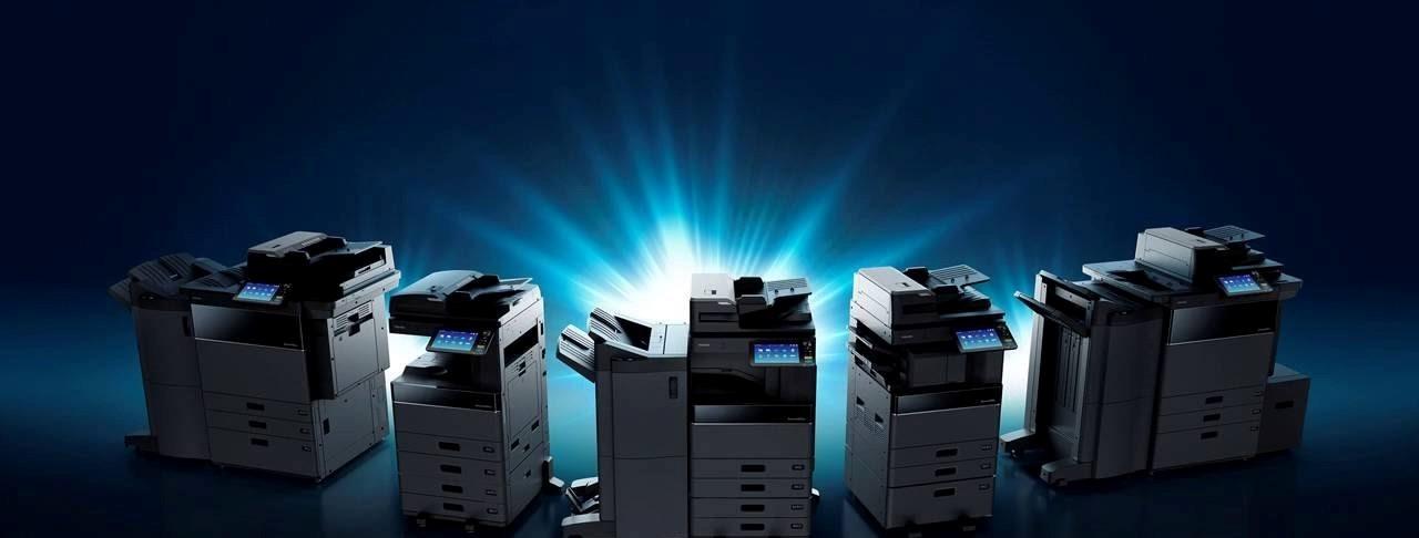 Printoplossingen: Nieuwe Toshiba machines bij Vorm Bouw