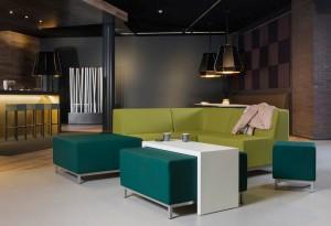 Kantoormeubelen Papendrecht Nice Prive Office loungebanken