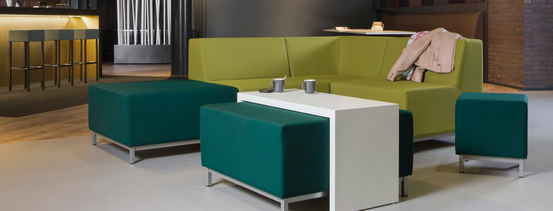 Projectinrichting: meubelmerk Nice Price Office