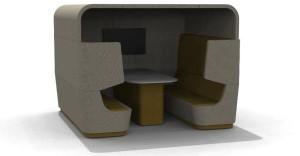 Kantoormeubelen Alblasserdam meubelmerk Huislijn