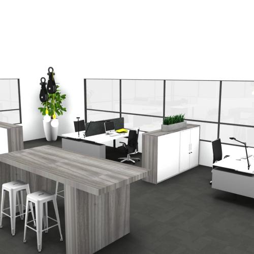 Dilago nieuw kantoor inrichting inspiratie