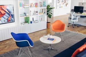 Kantoorinrichting Hendrik-Ido-Ambacht Herman Miller projectinrichting herman miller living kantoor