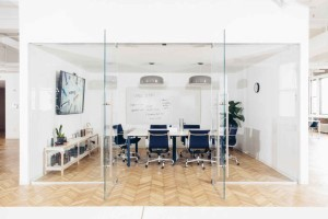 Harry's inspirerend kantoor New York Herman Miller Living kantoorinrichting projectinrichting inspiratie