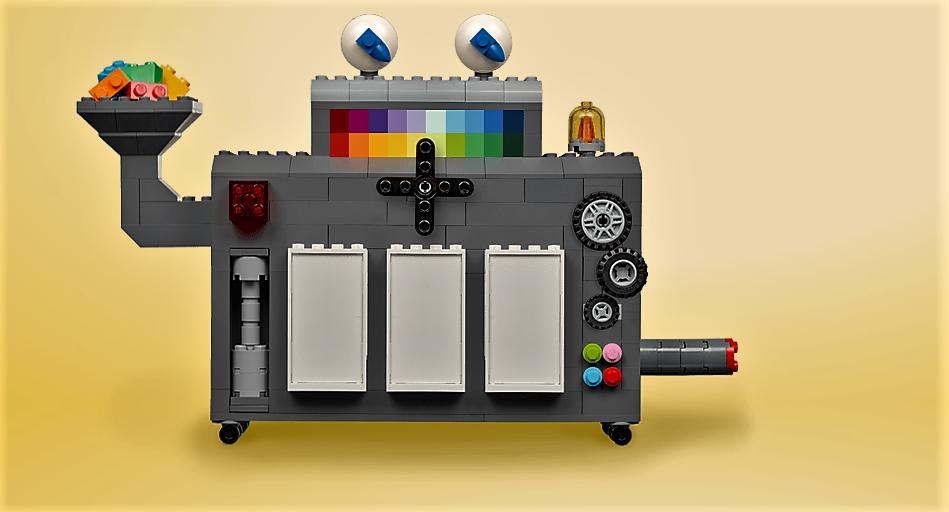 Projectinrichting: hoofdkantoor LEGO Denemarken