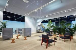 Inspiratie lounge werkplekken