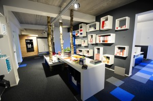 inside office showroom kantoorartikelen Papendrecht