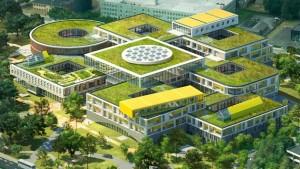 Lego hoofdkantoor Denemarken
