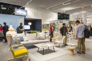 Inspiratie Orgatec beurs Keulen 2016, zitfauteuil, louge fauteuil