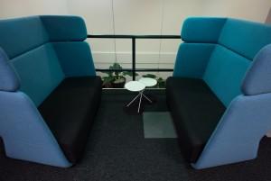 Zitje inside office kantoormeubelen Dordrecht