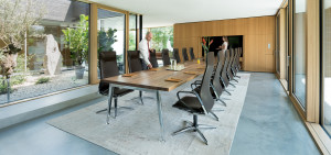 sedus kantoorinrichting vergadertafel