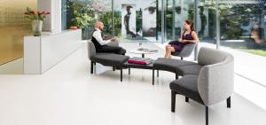 sedus kantoormeubelen zit fauteuil