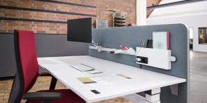 sedus kantoorinrichting bureau bureaustoel