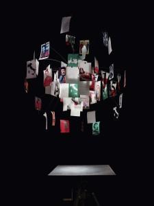 ingo maurer zettel'z design lamp item