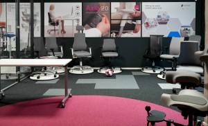 inside office stoelentheater kantoorinrichting
