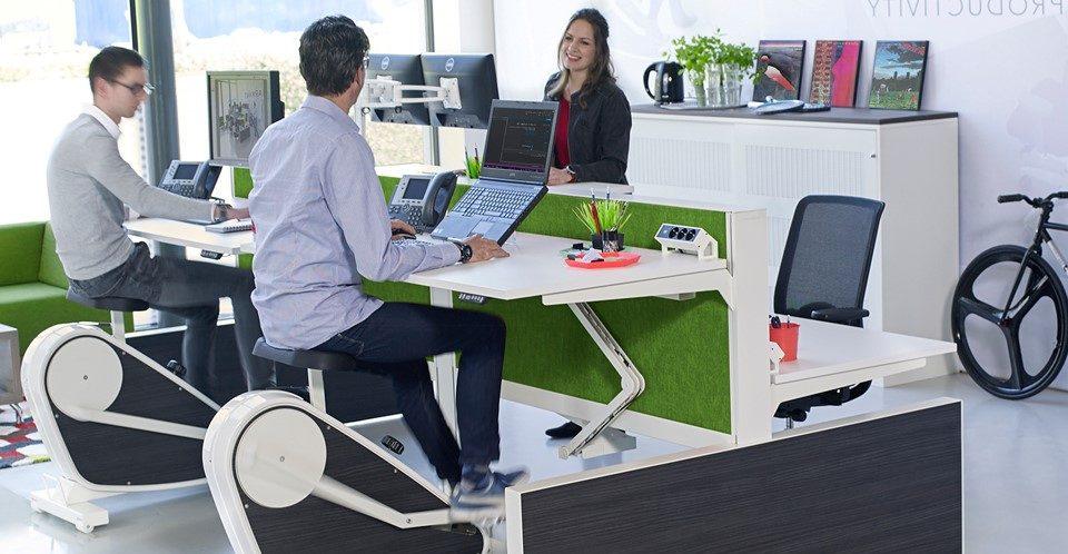 oxibike bureau fiets gezond