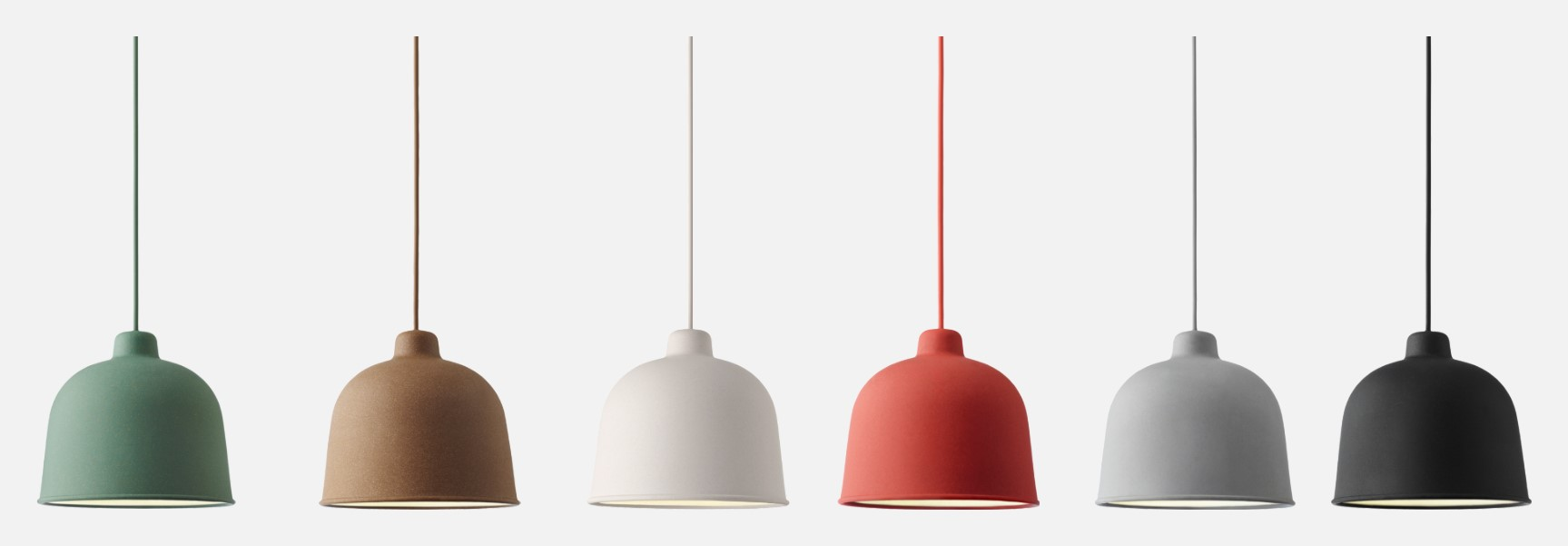 Muuto Grain hanglamp projectinrichting