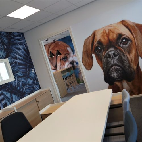 Ideeën kantoor interieur