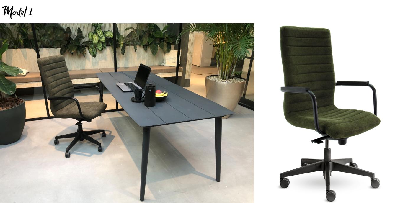 thuiswerkplek bureaustoel