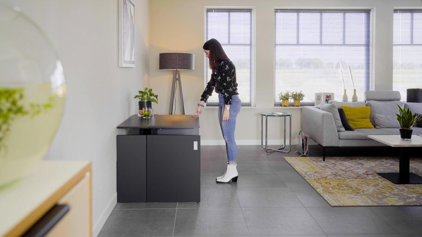 Vepa HomeFit thuiswerkplek
