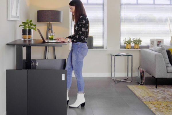 Drentea HomeFit thuiswerkplek