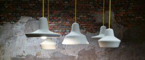 de vorm lampen