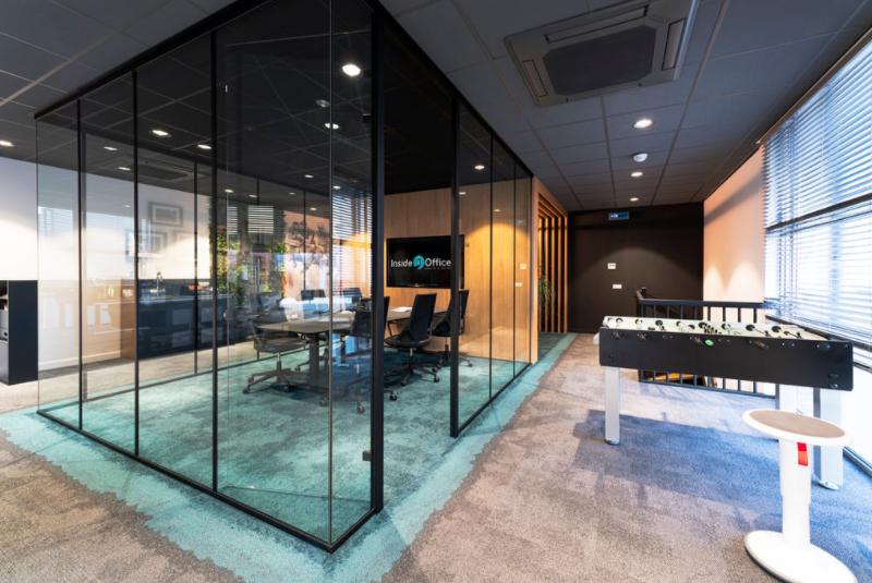 inside office hybride werken